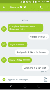 Violets for poems are are moms roses blue red 22 HILARIOUSLY