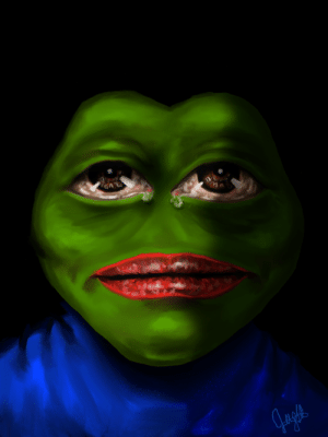 17rn:  chimnney:  The Face That Launched a 1000 MemesThe Man, The Myth, The Legend: Pepe the Frog  this belongs on a time magazine cover: 17rn:  chimnney:  The Face That Launched a 1000 MemesThe Man, The Myth, The Legend: Pepe the Frog  this belongs on a time magazine cover