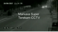 Indonesian (Language), Super, and Cctv: 18/06/2017 11:34 PH  Manusia Super  Terekam CCTV  D-RL630FP720L3544