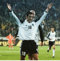 Memes, 🤖, and Klose: 18  18  8  1  7 Miroslav Klose scored on his debut for Germany OnThisDay in 2001! Do you know who it was against?