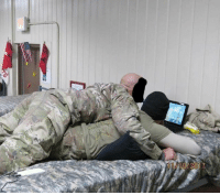 """""""Nothing screams new Army like two grown ass men laying together watching anime. FYI it gets lonely in Korea."""" @militaryboot: 18/2017 """"Nothing screams new Army like two grown ass men laying together watching anime. FYI it gets lonely in Korea."""" @militaryboot"""