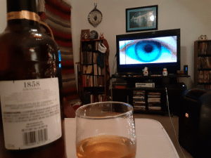When all else fails ... booze and Blade Runner are in order.: 1858  DRIGINAL  ICAG LA  65  EVT When all else fails ... booze and Blade Runner are in order.