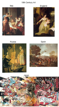 "England, Tumblr, and Blog: 18th Century Art  Italy  England  Russia  Spain  Japan <p><a href=""http://memehumor.net/post/168859268591/meanwhile-in-japan"" class=""tumblr_blog"">memehumor</a>:</p>  <blockquote><p>Meanwhile in Japan…</p></blockquote>"