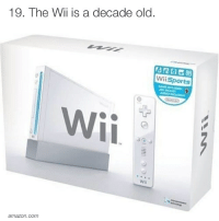 Amazon, Memes, and Sports: 19. The Wii is a decade old.  Wii Sports  Wii  amazon.com shooketh
