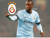 Memes, Summer, and Giants: 1905  AIR w  Transfer talk Galatasaray are in talks with ManchesterCity midfielder Yaya Toure over a proposed summer switch to the Turkish giants. Via TalkSport. transfer transfernews transfertalk transferrumour