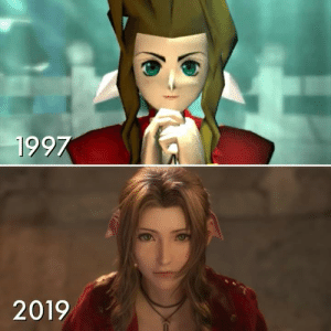 Dank, 🤖, and Now: 1997  2019 Now go through that again in HD.