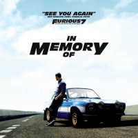"Charlie, Soccer, and Sports: ""SEE YOU AGAIN""  WIZ KHALIFA FEAT CHARLIE PUTH  FURIOUS 7  MEMORY ForPaul"