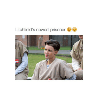 Litchfield's newest prisoner i could possibly be a lesbian now??????????