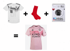 Memes, Power, and White: 1B  TrollFootball  TheFootballTroll  SA  KING  POWER When your mum accidentally puts red socks in washing machine with your white jersey https://t.co/quIWDOjZwx