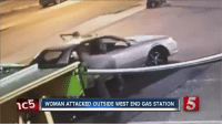 Ladies this is why you should know how to use a firearm for self defense. The End.: 1C5 WOMAN ATTACKED OUTSIDE WEST END GAS STATION Ladies this is why you should know how to use a firearm for self defense. The End.
