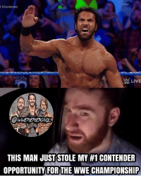 WTF IS GOING ON (and for the people that say I'm complaining, I'm not, I'm just in shock. I wanted to see Sami win because I fucking love him, but I'm gonna stay optimistic for Jinder) jindermahal kevinowens chrisjericho romanreigns braunstrowman sethrollins ajstyles deanambrose randyorton braywyatt shanemcmahon charlotte shinsukenakamura samizayn johncena sashabanks brocklesnar goldberg bayley alexabliss themiz finnbalor kurtangle wrestlemania wwememes wwememe wwefunny wrestlingmemes wweraw wwesmackdown: 1Contender  W LIVE  THIS MAN JUST STOLE MY #1 CONTENDER  OPPORTUNITY FOR THE WWE CHAMPIONSHIP WTF IS GOING ON (and for the people that say I'm complaining, I'm not, I'm just in shock. I wanted to see Sami win because I fucking love him, but I'm gonna stay optimistic for Jinder) jindermahal kevinowens chrisjericho romanreigns braunstrowman sethrollins ajstyles deanambrose randyorton braywyatt shanemcmahon charlotte shinsukenakamura samizayn johncena sashabanks brocklesnar goldberg bayley alexabliss themiz finnbalor kurtangle wrestlemania wwememes wwememe wwefunny wrestlingmemes wweraw wwesmackdown