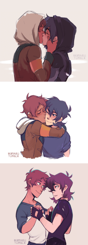 Target, Tumblr, and Blog: 1KİMARU  TUMBLR   KİMARU  TUMBLR   IKIMARU  TUMBLR ikimaru:  some Klance fluff from my folder! 💕