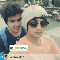 Dekh Bhai  ommy 007 Repost @ommy_007-・・・-With the youngest villain on television 😘-That's what news article are stating nowadays ✌-Many more big things to come ✌-MySupportWithYouIsForever ❤-Felt lyk meeting him after ages, he had an off, got cancelled still plan was ON 😝-And now i sign off 😜-Meeting awesome ppl from cast of chakravartin ashoka-FabulousCast 👌-Best Day Bcoz Got so many things to learn from ➡Sameer Sir (Bindusara) ⬅👌👌👌-RespectForever HeisGemofAperson-While being with those seniors ppl from industry, u just have to sit, listen & gain as much as u can 💞 -Sushim Brother lovehim -KeepFocusingOnYourGoals HardWorkShouldContinue✌-Good News ➡ WEBSITE LAUNCHING SOON ✌-B4 any1 pukes off jealousy in comments bcoz we are growing so fast, let me say u, u r free to follow or unfollow 👍-It's my page, i have worked day & night for it ✌-I will post what i feel like 👍-LoveYouAwesomePeople -IwontEntertainJerksNowOn ✌