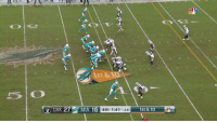 Memes, Wow, and 🤖: 1ST & 1O  5 O  OAK 27  MIA 16 4th 1:41 $14 1st & 10 Upon further review, it's a catch by @DeVanteParker11!  WOW. #FinsUp #OAKvsMIA https://t.co/Evr0yA3Vwd