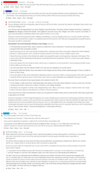 Basketball, College, and Crime: 2.4k points  4 hours ago  True, but when you conflate any law you don't like with Nazi Germany, you start getting into a dangerous territory  Reply Share Report Save Give gold  123 points 3 hours ago  But you also get into dangerous territory when you don't see the parallels between policies designed to detain,  concentrate, and subsequently break up minority families (often without due process) and Nazi Germany.  Reply Share Report Save Give gold  DontThinkChewSoap 2 points 1 hour ago edited 32 minutes ago  Do you disagree with the immigration laws of the just US? Or all other countries that detain and deport those who cross  the border illegally, too?  Your family won't be separated if you don't illegally cross the border. The policy doesn't target minorities, it applies to  anyone who illegally crosses the border. That applies to anyone of any race, religion, etc. Even if you're a US citizen, if  you cross the border somewhere other than a port of entry, it is a crime.  Trying to conflate being detained after willfully committing a crime by illegally entering a country's border with Nazi  Germany and concentration camps is completely absurd and truly the most ridiculous propaganda any political party  has come up with in a long time.  Description of an ICE detention facility in San Diego: (Source)  The detainees are given food, water, access to a bathroom, and a cell phone. The phones have speed dials  programmed with consulate numbers  Each housing unit for men and women includes beds, a kitchen area with a microwave, televisions with headsets  phones, a multi-purpose room, a kiosk for buying snacks for 25 cents, and an outdoor sports area  Down the long corridor to the dining hall, plates are passed through a small opening, making it a blind pass. The  server can't see the nationality of the person receiving the food to avoid bias. There is a main menu and a dietary  restriction menu.  Hunt was shown into the medical center, wher