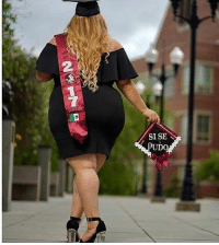 Memes, 🤖, and Down: 2  7  SISE  UDO Whose walking down the stage this year and making an ImmiGrad cap? ✊🏾👩🏽‍🎓💅🏾👨🏿‍🎓 . . Repost @pinchefemenista: - Roxy De La Luz. Y quien dijo que no se puede? 🇲🇽