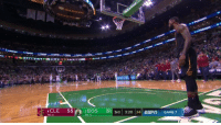 Sports, Game, and Lebron: 2 BOS  51| 3rd | 3:20 | 24 ESFİİ  GAME 7  CLE 55n  TO: 5 REPORT: LeBron is still standing at this spot, staring at the other end of the court https://t.co/rUOBwgGR0B