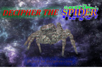 "<p>[<a href=""https://www.reddit.com/r/surrealmemes/comments/81g1fy/careful_the_spider_is_going_to_decipher_you/"">Src</a>]</p>: 2  DECIPHER THE  Besore he deciphers you <p>[<a href=""https://www.reddit.com/r/surrealmemes/comments/81g1fy/careful_the_spider_is_going_to_decipher_you/"">Src</a>]</p>"
