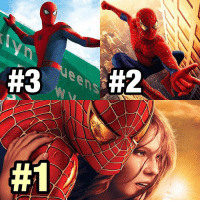 After seeing Homecoming here's how I'd rank the best Spider-Man movies. Imo Spider-Man 1 and 2 are still superior. The thing is they could only do so much with the character after being rebooted so much. I still think it's a great movie just not on the iconic level of Spider-Man 1 and 2. 🙌👏👏👏👏👏 . . What do you think? How would you rank these?? 🤔Let me know down below! Feel free to comment and share just give credit! . . . . . . . . . . . . . justiceleague peterparker batman superman flash cyborg aquaman benaffleck milesmorales jasonmomoa galgadot venom bvs batmanvsuperman blackpanther spidermanps4 wonderwoman dc dceu dccomics spiderman spidey ironman tomholland spidermanhomecoming marvel mcu andrewgarfield samraimi tobeymaguire: 2  ens After seeing Homecoming here's how I'd rank the best Spider-Man movies. Imo Spider-Man 1 and 2 are still superior. The thing is they could only do so much with the character after being rebooted so much. I still think it's a great movie just not on the iconic level of Spider-Man 1 and 2. 🙌👏👏👏👏👏 . . What do you think? How would you rank these?? 🤔Let me know down below! Feel free to comment and share just give credit! . . . . . . . . . . . . . justiceleague peterparker batman superman flash cyborg aquaman benaffleck milesmorales jasonmomoa galgadot venom bvs batmanvsuperman blackpanther spidermanps4 wonderwoman dc dceu dccomics spiderman spidey ironman tomholland spidermanhomecoming marvel mcu andrewgarfield samraimi tobeymaguire