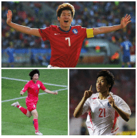 Asian, Fifa, and Memes: 2 Happy 36th birthday to Park Ji Sung! The former @thekfa captain is the most successful Asian footballer in history and also the first Asian to score in three consecutive FIFA World Cup tournaments. Park currently works as an ambassador for the FIFA U-20 World Cup Korea Republic 2017. HappyBirthday Park JiSung WorldCup U20WC KoreaRepublic legend MUFC @psv @manchesterunited