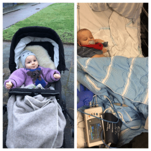 2 hours apart. My son choked on a piece of fruit and were it not for my wife and one of our neighbors quickly calling 911 and getting an ambulance to come help them, the picture on the left could have been the last picture of him alive. Cherish what you have, my friends.: 2 hours apart. My son choked on a piece of fruit and were it not for my wife and one of our neighbors quickly calling 911 and getting an ambulance to come help them, the picture on the left could have been the last picture of him alive. Cherish what you have, my friends.
