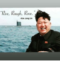 Kim Jong-Un, Memes, and The Weekend: 2  Kive, Kaugh, Kove.  -Kim Jong Un My motto for the weekend. 🙏🏻