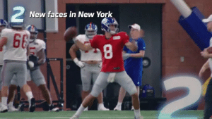 11 reasons why you NEED to watch the first week of the Preseason. 🏈👀 https://t.co/4Ttj4YarY3: 2  New faces in New York  663  2 11 reasons why you NEED to watch the first week of the Preseason. 🏈👀 https://t.co/4Ttj4YarY3
