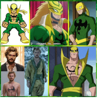 """Memes, 🤖, and Hero: 2 obeyond the comics One thing I stand by is that I never listen critics when it comics book movies or shows. Iron Fist is prime example of that, yes it had its flaws but I loved this series, enjoyed it very much, Netflix still kills it with the Marvel Shows! - Iron Fist 👊🏼 - 1. Super Hero Squad Show (2009) 2. Marvel Disk Wars: Avengers (2014) 3. Ultimate Spider-Man (2012) 4. Iron Fist (2017) 5. Avengers: Earth's Mighest Heroes (2010) - Abilities: Master martial artist, concentration of his chi in his fist, Greatly enhanced physical attributes, Healing powers, Telepathic mind fusion - First Comic Appearance: """"Marvel Premiere"""" 15 (May 1974) - ironfist dannyrand marvelsuperhero DanielThomasRand danielrand marvel marvelhero marvelcomics heroesforhire defenders immortalweapons netflix immortalironfist immortalweapon chi thelivingweapon netflixironfist finnjones @finnjones"""