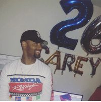 26th birthday was something for the books! I have great people around me all the time so I appreciate when people take time out they day to enjoy my special day! Thank you for the birthday wishes had a GREAT time! 💯✊🏽: 2.  RONDA 26th birthday was something for the books! I have great people around me all the time so I appreciate when people take time out they day to enjoy my special day! Thank you for the birthday wishes had a GREAT time! 💯✊🏽