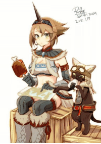 >When admin plays too much Monster Hunter and neglects the page  Speaking of Monster Hunter, anyone as unreasonably hyped for Monster Hunter X as I am? I'm excited for all the love the different blade types are getting.  Oh, and cutest boat in best armor  ~RB: 20 >When admin plays too much Monster Hunter and neglects the page  Speaking of Monster Hunter, anyone as unreasonably hyped for Monster Hunter X as I am? I'm excited for all the love the different blade types are getting.  Oh, and cutest boat in best armor  ~RB