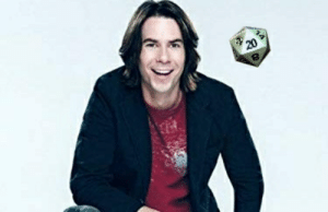 Image, DnD, and Mercer: 20 Image from the moment Matthew Mercer created Critical Role. Truly breathtaking