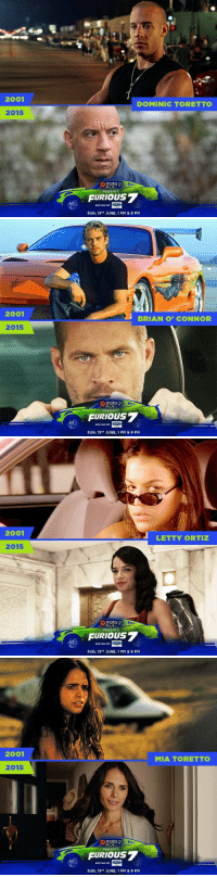 Dom And Letty Movie