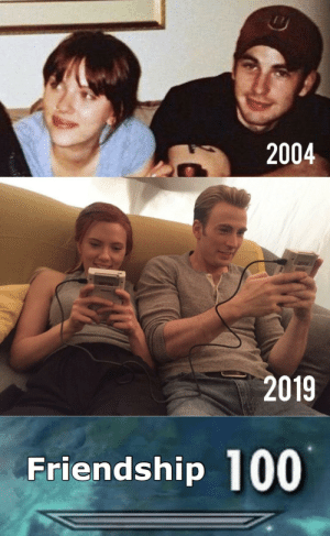 Http, Friendship, and Rare: 2004  2019  Friendship 100 Friendships that last are rare and should be treasured via /r/wholesomememes http://bit.ly/2LUN7Zw