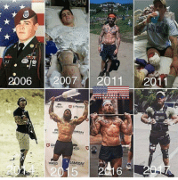 Memes, 🤖, and Division: 2006 2007 2011 2011  MEDAY  KED  GAMEDAY  YAKED No one ever told Derek Weida, 82 Airborne Division he couldn't. https://t.co/ZBTZV51aT0
