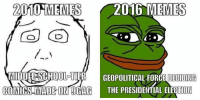 Can't argue with this -oldmin  via Daily Reminder: 2010  MEMES  2016 MEMES  MIDDLESCH00LETIER GEOPOLITICAL FORCE DECIDING  COMICS MADE ONS GAG THE PRESIDENTIAL ELECTION Can't argue with this -oldmin  via Daily Reminder