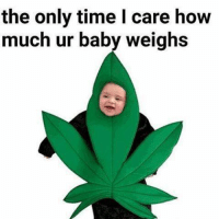 It's 420 the weed number my dudes: the only time care how  much ur baby weighs It's 420 the weed number my dudes