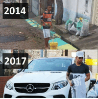 Jesus, Memes, and 🤖: 2014  2017 Gabriel Jesus, started from the bottom now we here! 👌🏽⚽️🔥