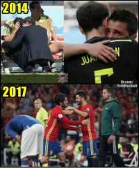 Memes, Soccer, and fb.com: 2014  EP  SOCCER?  Fb.com/  TrollFootball  2017 The Return Of David Villa https://t.co/m8NdrBxv1T