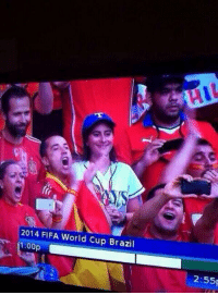 When you're super high and go to a World Cup game instead of a baseball game: 2014 FIFA World Cup Brazil  1:00p  2:55 When you're super high and go to a World Cup game instead of a baseball game