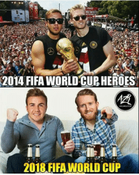 Gotze scored the winner and they still left him out! 👏😆🍻 Savage Gotze Shurrle Germany WorldCup: 2014 FIFA WORLD CUP HEROES  2018 FIFA WORLD CUP Gotze scored the winner and they still left him out! 👏😆🍻 Savage Gotze Shurrle Germany WorldCup