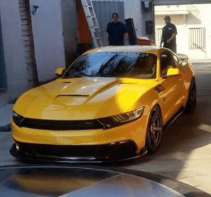 2015-ford-mustang:  The new Saleen is pure sex.: 2015-ford-mustang:  The new Saleen is pure sex.