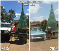 Last year we had a fan send his Aussie Christmas Decorations to  our page to show the world how we do it down under and earlier today i received another message. You outdid yourself this year mate, Thanks Wes Boyd aka The Mad Bogan thanks for showing us a true blue Aussie Chrissy xx: 2015  MEANWHILE IN AUSTRALIA  MERRY XMAS  2016 Last year we had a fan send his Aussie Christmas Decorations to  our page to show the world how we do it down under and earlier today i received another message. You outdid yourself this year mate, Thanks Wes Boyd aka The Mad Bogan thanks for showing us a true blue Aussie Chrissy xx