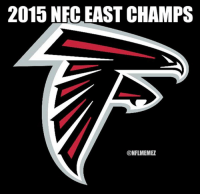 All 3 Falcons victories have come against the NFC East (Eagles, Giants, Cowboys) Credit: Chris West LIKE NFL Memes!: 2015 NFC EAST CHAMPS  ONFLMEMEZ All 3 Falcons victories have come against the NFC East (Eagles, Giants, Cowboys) Credit: Chris West LIKE NFL Memes!