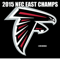 All 3 Falcons victories have come against the NFC East (Eagles, Giants, Cowboys) Credit: Chris West: 2015 NFCEAST CHAMPS  ONFLMEMEZ All 3 Falcons victories have come against the NFC East (Eagles, Giants, Cowboys) Credit: Chris West
