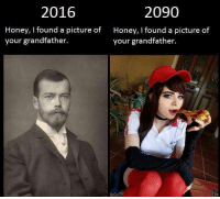 Picture Of Your Grandfather