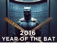2016  YEAR OF THE BAT 2016 in a nutshell ~Oracle