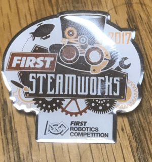 Love, Moist, and Been: 2017  FIRST  STEAMWorHS  FIRST  ROBOTICS  COMPETITION  www I know we've been a little MOIST lately, but can we get a little love for the HOT MOIST (aka STEAMworks;)