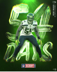 54 days to go! #Kickoff2018 https://t.co/3gwR2N4E0C: 2018  BOBBY WAGNER  LB / SEATTLE SEAHAWKS  2 54 days to go! #Kickoff2018 https://t.co/3gwR2N4E0C