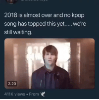 BIG TIME RUSH  BTSCHANGE MY MIND: 2018 is almost over and no kpop  song has topped this yet..... we're  still waiting.  2:20  411K views From BIG TIME RUSH  BTSCHANGE MY MIND