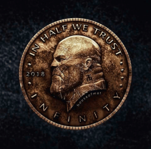 Tumblr, Blog, and Http: 2018  se of ma thanos-the-rad-titan:  So who stays, and who goes?  (Flips coin)
